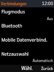 Nokia 3310 - Ausland - Im Ausland surfen – Datenroaming - Schritt 7