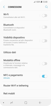 Samsung Galaxy S9 - Internet e roaming dati - Configurazione manuale - Fase 5