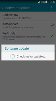 Samsung Galaxy Note 4 - Software - Installing software updates - Step 9