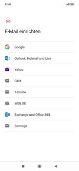 Xiaomi RedMi Note 7 - E-Mail - 032a. Email wizard - Gmail - Schritt 7