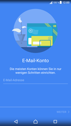 Sony Xperia X - E-Mail - Konto einrichten (outlook) - 2 / 2