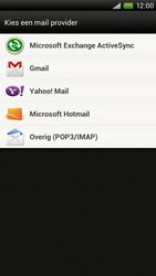 HTC S720e One X - E-mail - Handmatig instellen - Stap 5