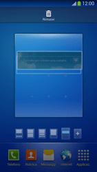 Samsung SM-G3815 Galaxy Express 2 - Operazioni iniziali - Installazione di widget e applicazioni nella schermata iniziale - Fase 10