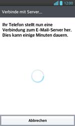 LG P710 Optimus L7 II - E-Mail - Konto einrichten - Schritt 19