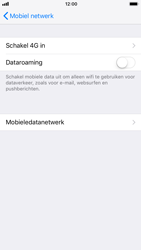 Apple iPhone 6s - iOS 11 - Buitenland - Internet in het buitenland - Stap 6