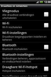 HTC A510e Wildfire S - wifi - handmatig instellen - stap 5
