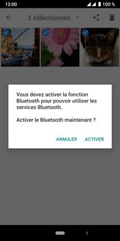 Crosscall Core X4 - Photos, vidéos, musique - Envoyer une photo via Bluetooth - Étape 10