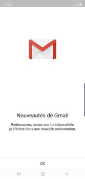Samsung Galaxy Note 10 - E-mails - Ajouter ou modifier un compte e-mail - Étape 5