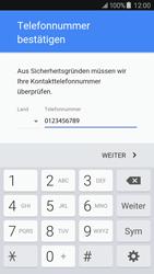 Samsung Galaxy J5 (2016) - Apps - Konto anlegen und einrichten - 10 / 24