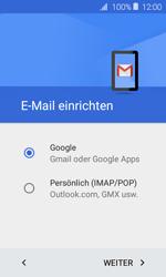 Samsung J120 Galaxy J1 (2016) - E-Mail - Konto einrichten (gmail) - Schritt 9