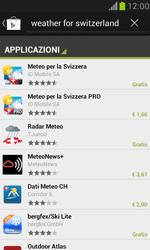 Samsung Galaxy S III Mini - Applicazioni - Installazione delle applicazioni - Fase 12