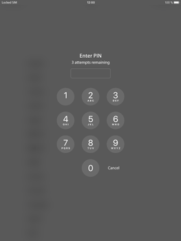 Apple iPad Mini 3 - iOS 11 - Toestel - Toestel activeren - Stap 5