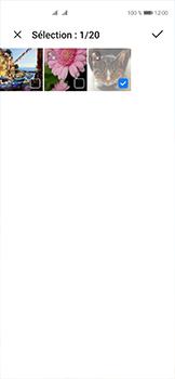 Huawei P40 - E-mails - Envoyer un e-mail - Étape 14