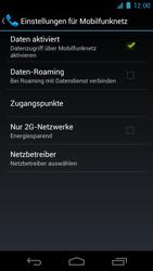 Samsung I9250 Galaxy Nexus - Ausland - Auslandskosten vermeiden - Schritt 8