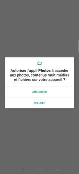 Oppo Find X2 Pro - Photos, vidéos, musique - Envoyer une photo via Bluetooth - Étape 5