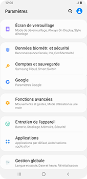 Samsung Galaxy Note9 - Android Pie - Applications - Comment désinstaller une application - Étape 4