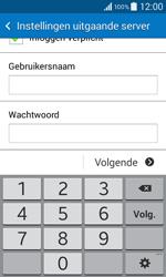 Samsung G355 Galaxy Core 2 - E-mail - e-mail instellen: IMAP (aanbevolen) - Stap 14