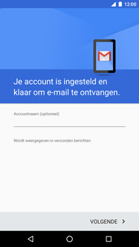Huawei Google Nexus 6P - E-mail - Handmatig instellen - Stap 15