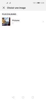 Huawei Nova 5T - E-mails - Envoyer un e-mail - Étape 13