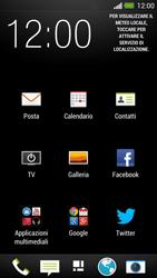 HTC One - E-mail - Configurazione manuale - Fase 3