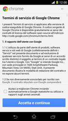 Sony Xperia Z1 - Internet e roaming dati - Uso di Internet - Fase 4