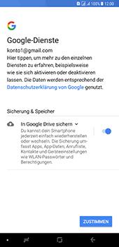 Samsung Galaxy A8 Plus (2018) - E-Mail - Konto einrichten (gmail) - Schritt 12
