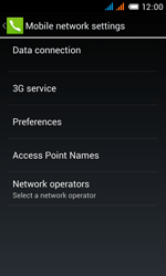 Alcatel One Touch Pop C3 - MMS - Manual configuration - Step 6
