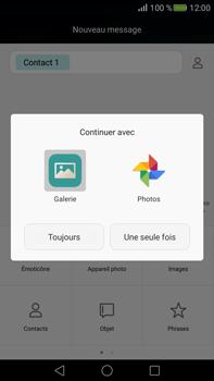 Huawei Mate S - MMS - envoi d'images - Étape 14