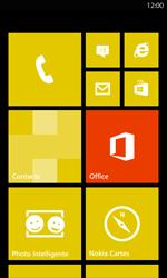 Nokia Lumia 820 LTE - Messagerie vocale - configuration manuelle - Étape 1