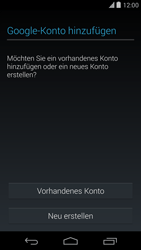 LG D821 Google Nexus 5 - Apps - Konto anlegen und einrichten - Schritt 4