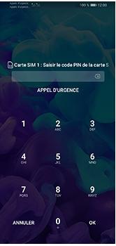 Huawei Y5 (2019) - Premiers pas - Configurer l