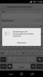 Sony D2203 Xperia E3 - E-Mail - Konto einrichten - Schritt 11