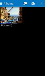 Samsung Galaxy Trend 2 Lite - Photos, vidéos, musique - Envoyer une photo via Bluetooth - Étape 4