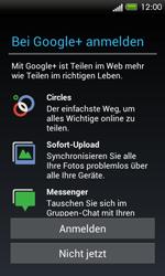 HTC One SV - Apps - Einrichten des App Stores - Schritt 11
