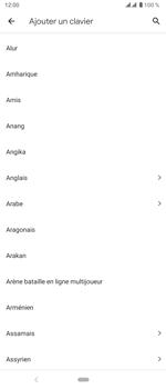 Sony Xperia 5 - Prise en main - Comment ajouter une langue de clavier - Étape 10