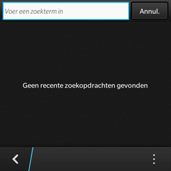 BlackBerry Q5 - Applicaties - Account aanmaken - Stap 4