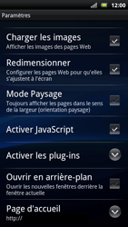 Sony Xperia Neo - Internet - Configuration manuelle - Étape 13