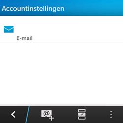 BlackBerry Q5 - E-mail - Handmatig instellen - Stap 5