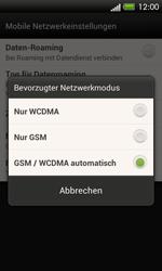 HTC C525u One SV - Netzwerk - Netzwerkeinstellungen ändern - Schritt 6