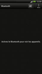 HTC Z520e One S - Bluetooth - connexion Bluetooth - Étape 7