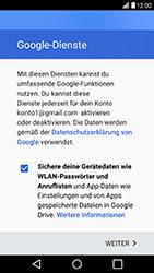 LG G5 SE - E-Mail - Konto einrichten (gmail) - 13 / 17