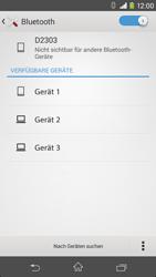 Sony Xperia M2 - Bluetooth - Geräte koppeln - Schritt 8