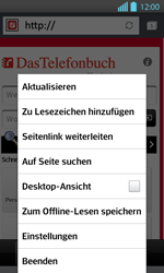 LG Optimus L7 II - Internet - Apn-Einstellungen - 22 / 29