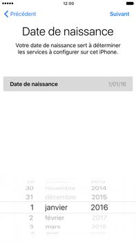 Apple iPhone 7 Plus - Premiers pas - Créer un compte - Étape 20