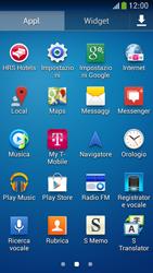 Samsung Galaxy S 4 Mini LTE - Internet e roaming dati - Come verificare se la connessione dati è abilitata - Fase 3