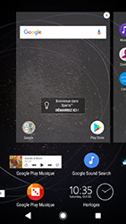 Sony Xperia XA2 - Applications - Personnaliser l