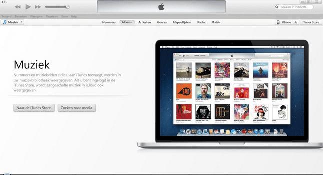 Apple iPhone 4 met iOS 7 - Software - PC-software installeren - Stap 8