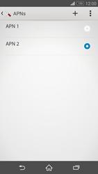 Sony Xperia Z3 - Internet - Apn-Einstellungen - 2 / 2