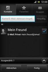 Sony Xperia E - E-Mail - E-Mail versenden - 7 / 16