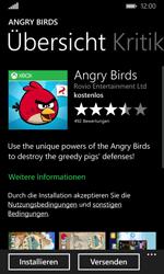 Microsoft Lumia 435 - Apps - Konto anlegen und einrichten - 8 / 25